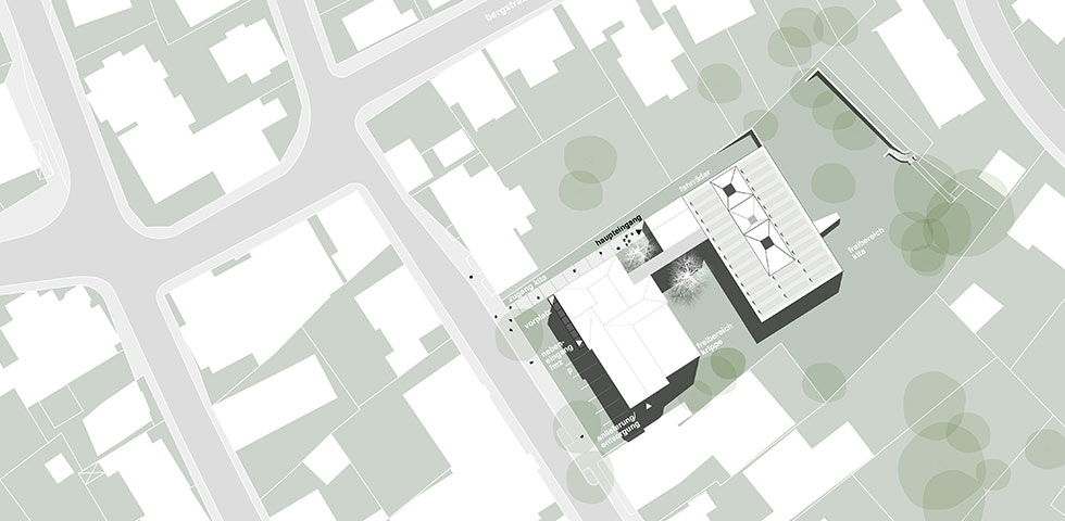 Familienzentrum neckarweihingen kohler grohe - Kohler grohe architekten ...