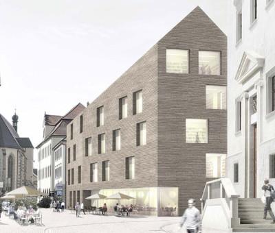 Neubau Stadtbibliothek Rottenburg