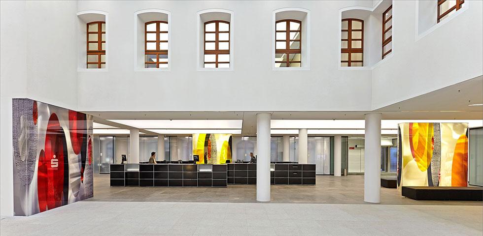 Kreis und stadtsparkasse kaufbeuren kohler grohe - Kohler grohe architekten ...