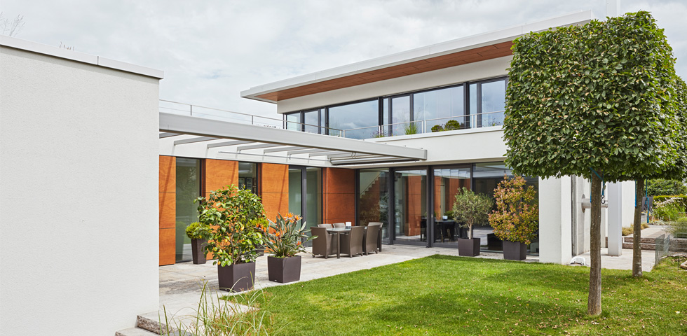 Haus m lauffen kohler grohe - Kohler grohe architekten ...