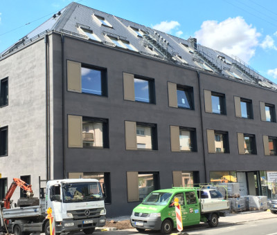 Geschäfts- und Wohnhaus Heilbronn