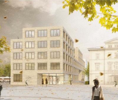 Städtisches Verwaltungszentrum Göppingen