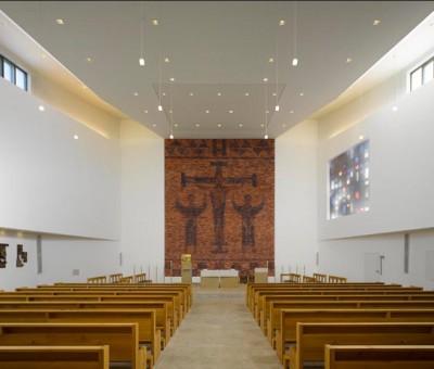 Heilig Kreuz Kirche Schönaich
