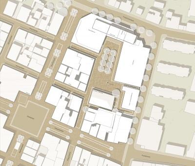 Neugestaltung Kornhausplatz Göppingen