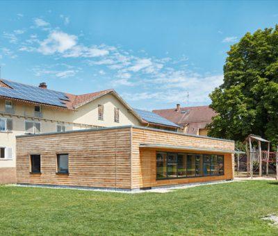 Neubau Mensa Tübingen