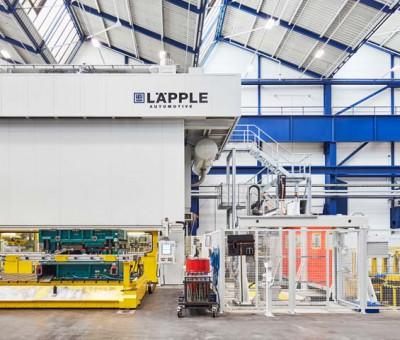 Transferpressen-Keller Firma Läpple