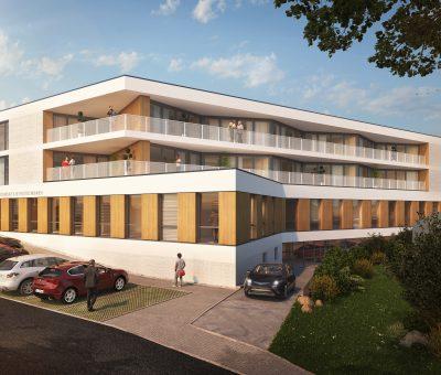 Haus für Gesundheit & Betreutes Wohnen, Neckarwestheim