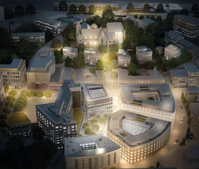 Pforzheim Mitte – Innenstadtentwicklung Ost