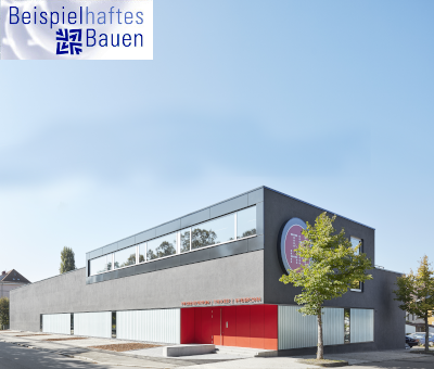 Probenzentrum Theater Heilbronn
